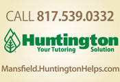 Huntington Learning Center Ad