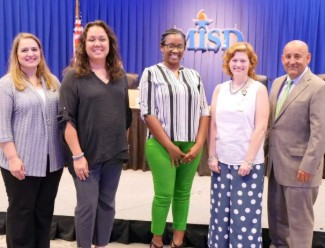 Finalists for Texas School Counselor of the Year
